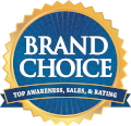 Brand Choice Award