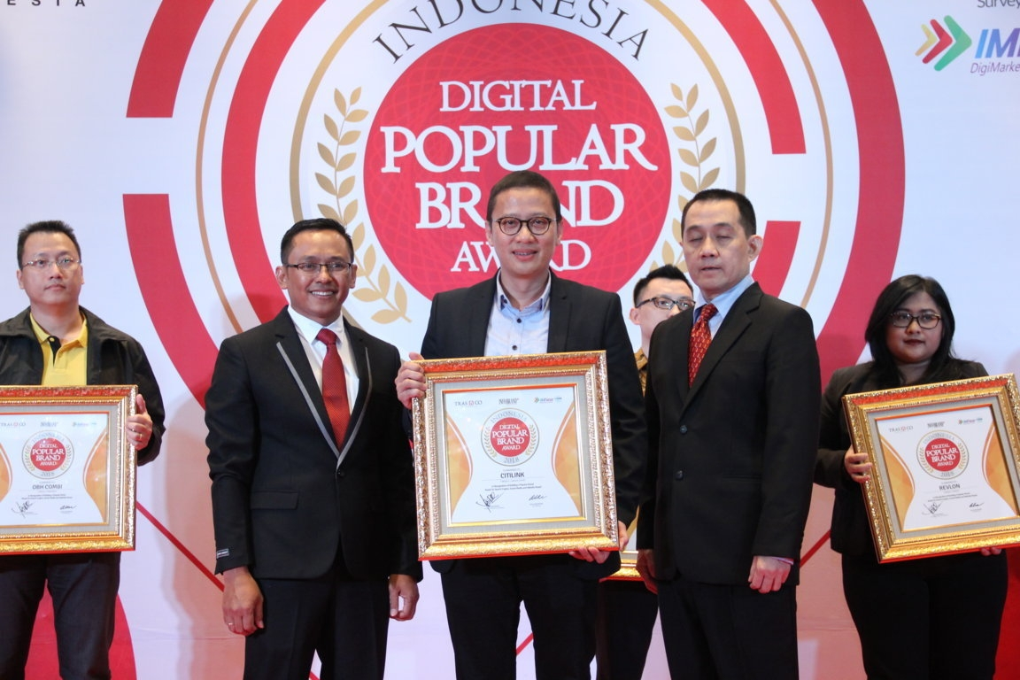 Indonesia Digital Popular Brand Award - Citilink