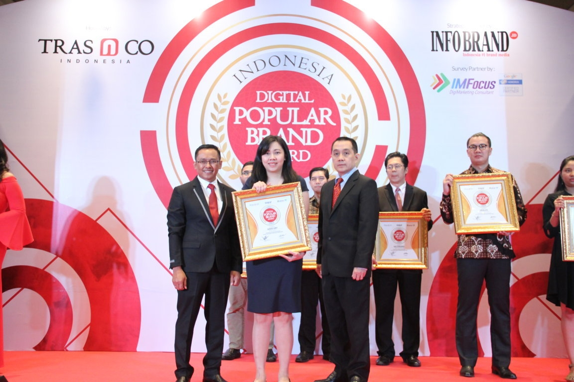 Indonesia Digital Popular Brand Award - Good Day