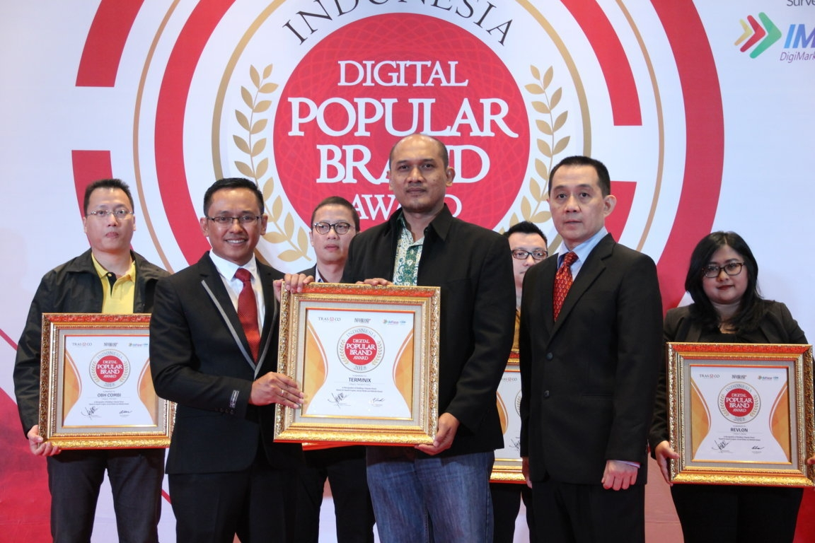 Indonesia Digital Popular Brand Award - Terminix