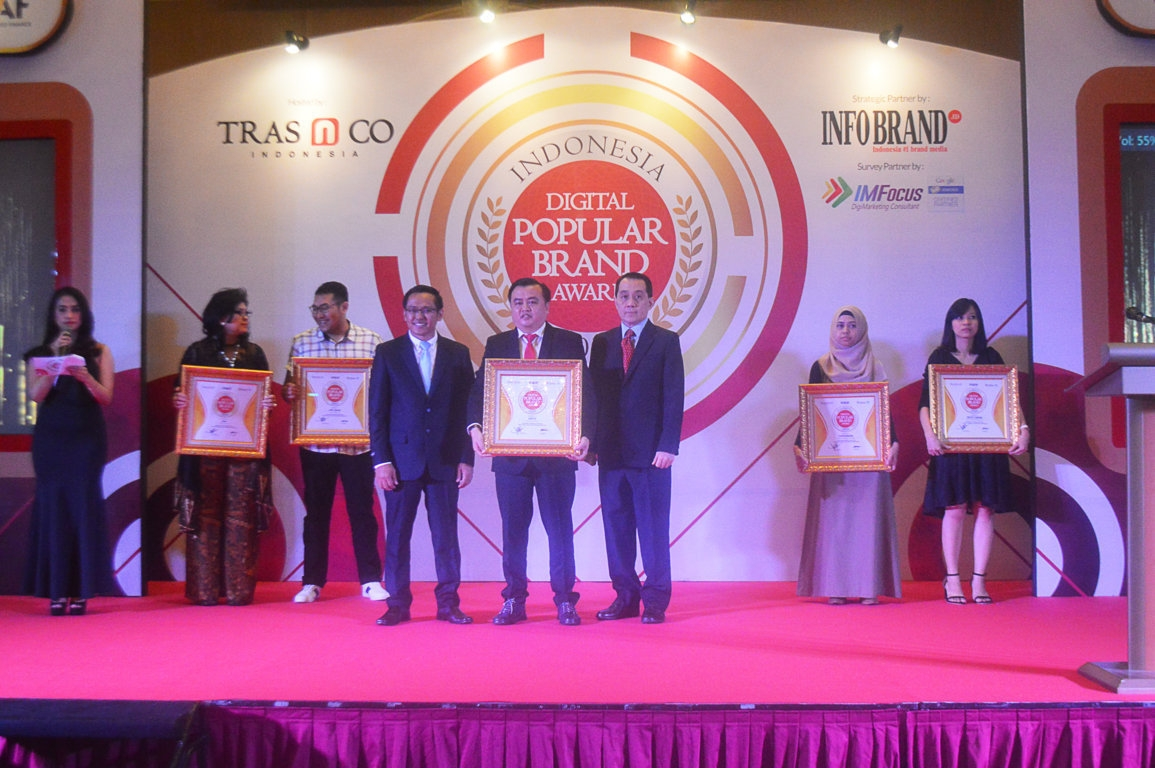 Indonesia Digital Popular Brand Award 2018 - Artco