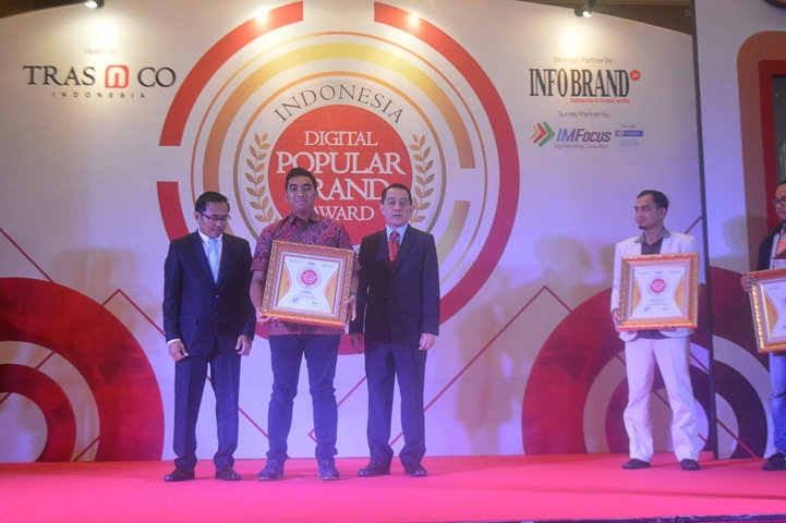 Indonesia Digital Popular Brand Award 2018 - Bodrexin