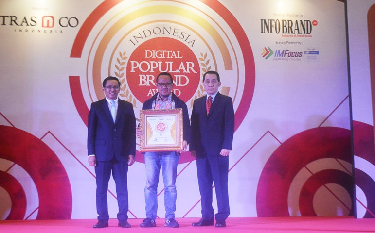 Indonesia Digital Popular Brand Award 2018 - KFC
