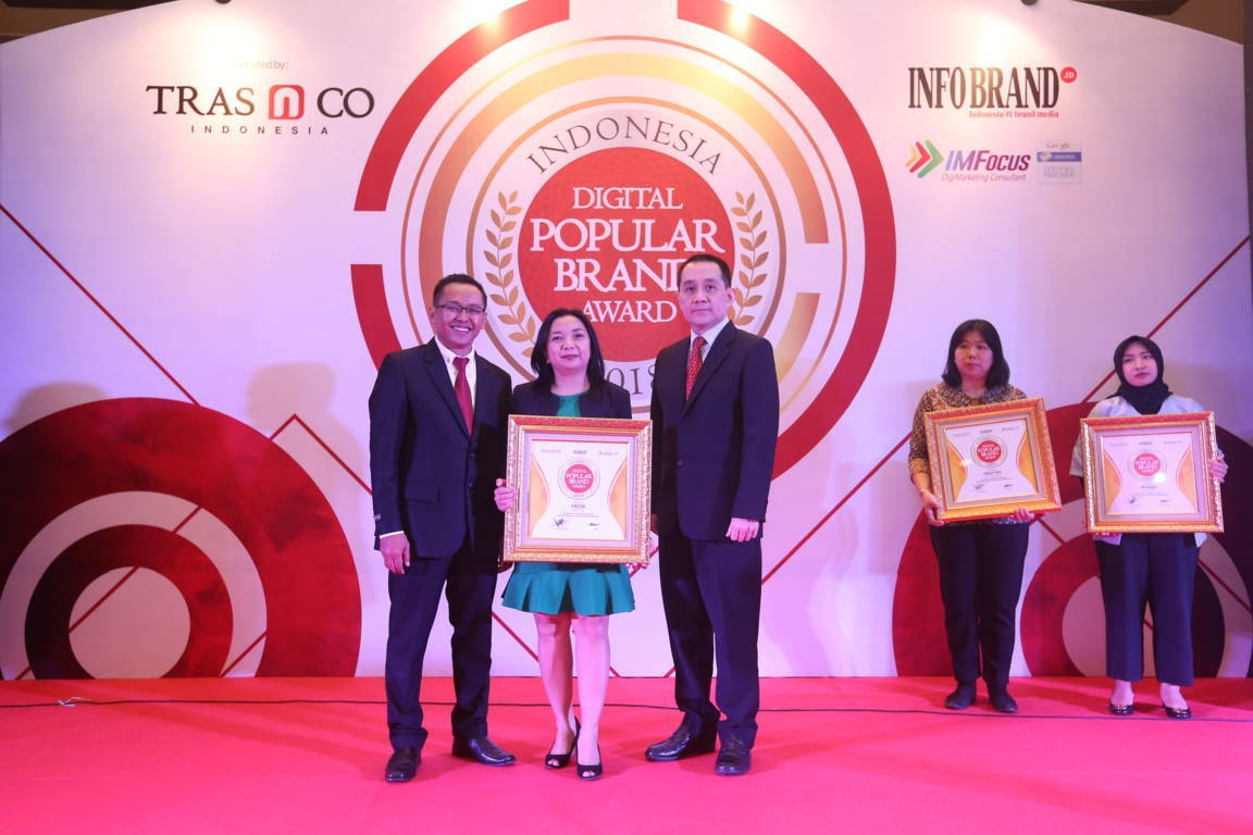 Indonesia Digital Popular Brand Award Fiesta