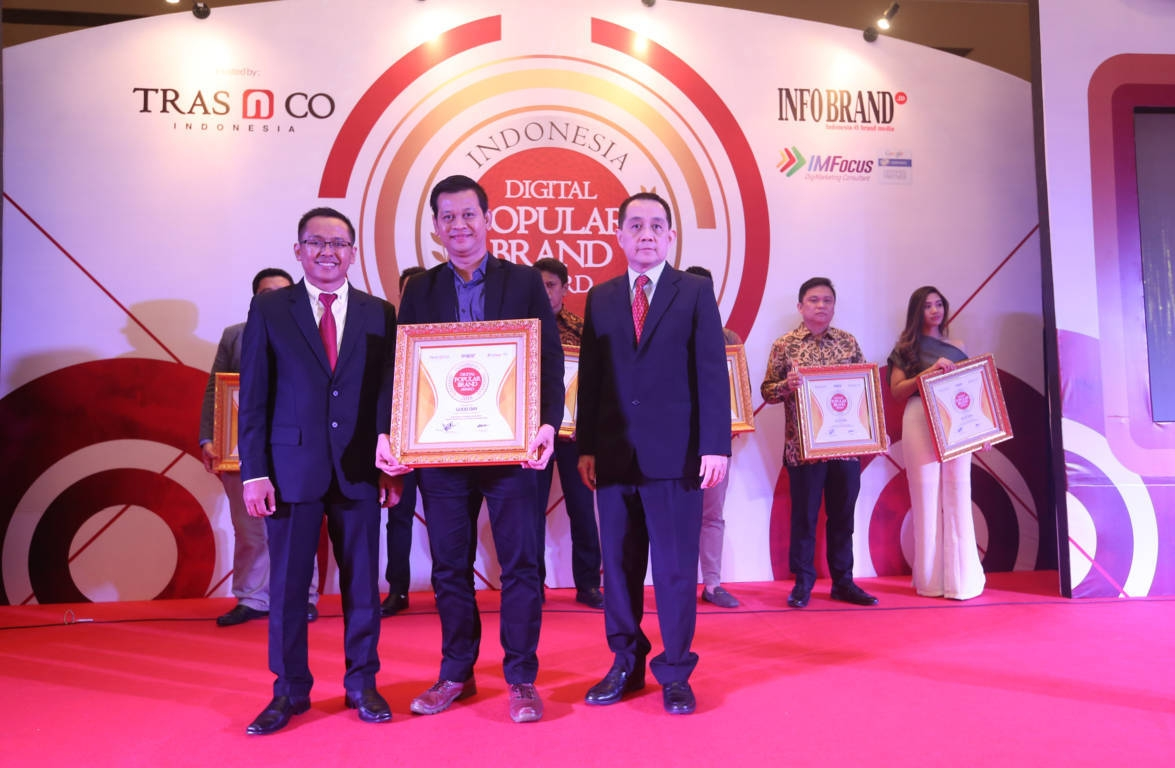 Indonesia Digital Popular Brand Award Good Day