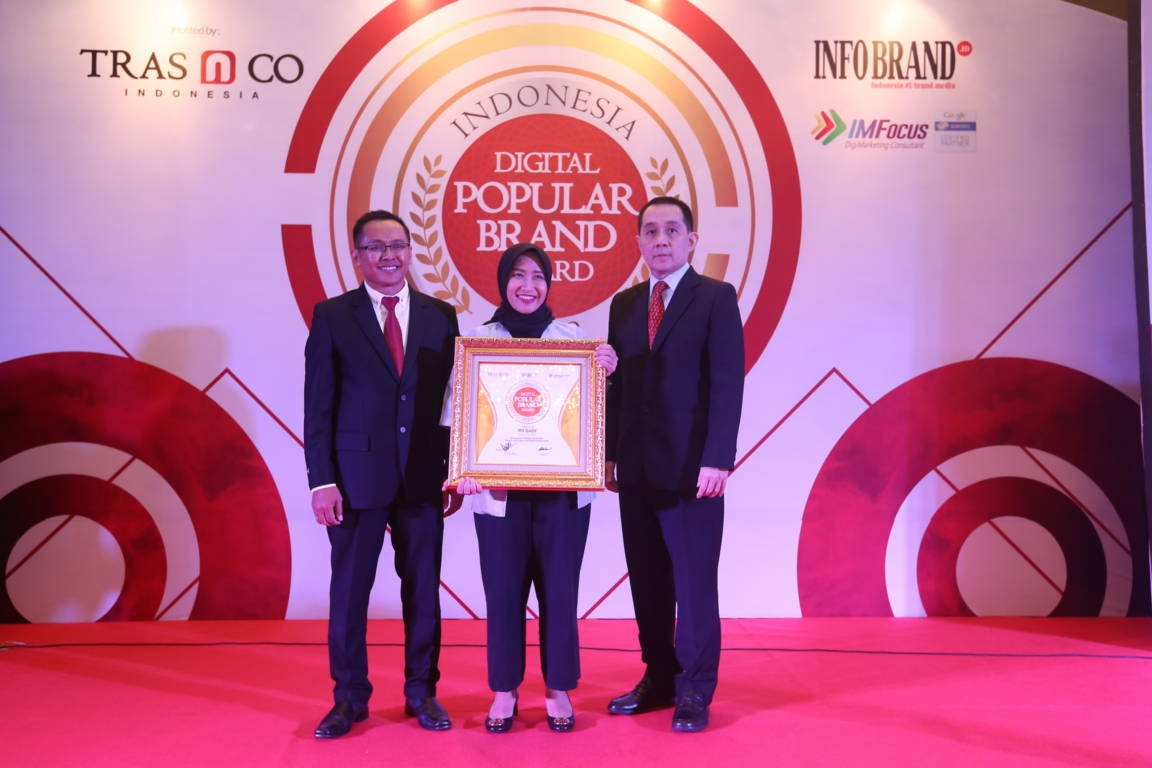 Indonesia Digital Popular Brand Award My Baby