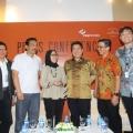 EV Hive bermitra dengan PT.  Pos Properti Indonesia luncurkan Ruang Kolaborasi untuk Pegiat Bisnis di Kawasan Pasar Baru, Jakarta Pusat