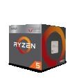 APU Desktop AMD Ryzen™ Pertama Yang Menghadirkan Pengolah Grafis Terintegrasi Terkuat Di Dunia Pada Prosesor Desktop Tersedia Di Seluruh Dunia Mulai Hari Ini