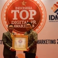 Vinilon Sabet Indonesia TOP Digital PR Award 2018
