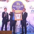 Klik&Share Raih Penghargaan PERTAMA DI INDONESIA