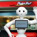 Pizza Hut Kenalkan Dua Robot Pintar Di Gerai Jabodetabek