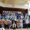 Mustika Ratu Kembali Support Puteri Indonesia Ke-22