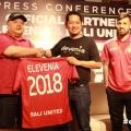 Elevenia Jadi Sponsor Bali United