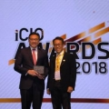 Presiden Direktur CIMB Niaga Dinobatkan sebagai The Most Inspiring CEO