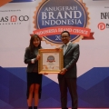 Chocolatos Raih Penghargaan Anugerah Brand Indonesia 2018