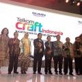 Telkom Craft Indonesia Rangkul 400 Pelaku UMKM Lokal