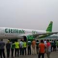 Citilink Indonesia Terbang Perdana Jakarta - Penang, Perkuat Konektivitas Asean