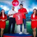 Roberto Carlos Jadi Duta Global Terbaru AirAsia