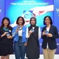 """""""Vaseline Healing Project"""" Bantu Perbaiki Kualitas Hidup Masyarakat Indonesia Di Daerah Krisis Dan Bencana"""