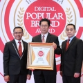 Kalsi Board Sabet Penghargaan Indonesia Digital Popular Brand Award  2018