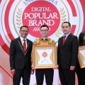 ONDA Di Dapuk Penghargaan Indonesia Digital Popular Brand Award 2018