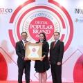 Merek Bedak Marcks Dan Salicyl Buktikan Mampu Bersaing Di Digital Dengan Raih Penghargaan Indonesia Digital Popular Brand Award 2018