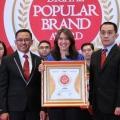 Rucika, Berhasil Bawa Pulang Penghargaan Indonesia Digital Popular Brand Award 2018