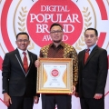 Fastron Raih Indonesia Digital Popular Brand Award 2018