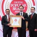 Merek Pakaian LGS Di Dapuk Penghargaan Indonesia Digital Popular Brand Award 2018