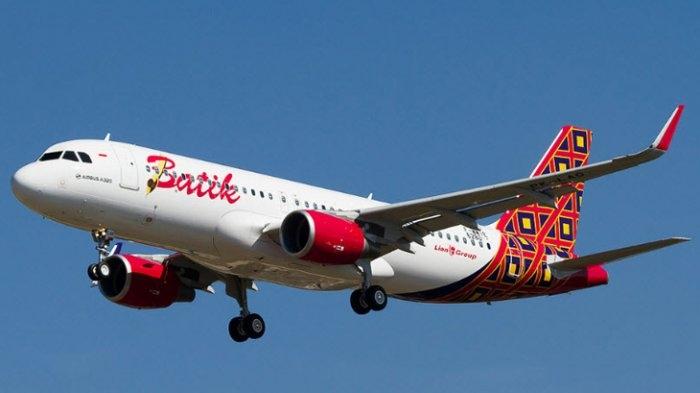 Batik Air Tingkatkan Kualitas Perjalanan Udara Kelas Premium
