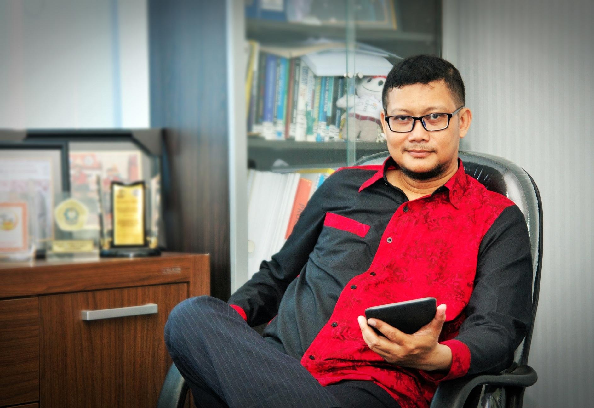 Gancar Candra Premananto: Pelajari Inovasi Dari Bapak Inovator Sedunia