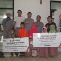Hankook Tire Adakan Buka Puasa Bersama Anak Yatim