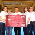Citi Indonesia - Telkomsel Perkuat Kerjasama Melalui Kampanye