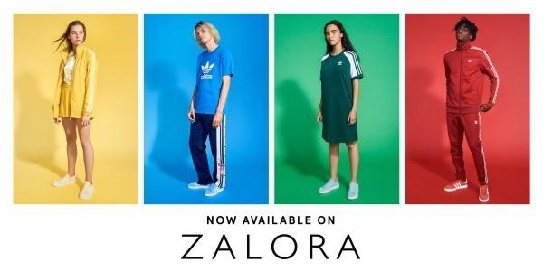 Adidas Adicolor Kini Tersedia Secara Eksklusif Di Zalora