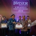 Adira Finance Raih Investor Awards 2018