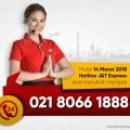 Pengumuman Perubahan Nomor Hotline J&T Express