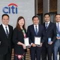 Citi Indonesia Raih Penghargaan Best Digital Bank dan Best Retail Mobile Banking Experience dari The Asset