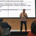 Menteri Kominfo Bersama 3 Menteri ASEAN Luncurkan Digital ASEAN di Singapura