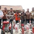 Di Tuban, Menteri BUMN Dukung Program Hutan Sosial dan Cash For Work Untuk Masyarakat