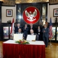 Forum Bisnis & Business Matching RI-AS: Tingkatkan Hubungan Perdagangan Kedua Negara