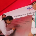 Menteri BUMN Resmikan Gereja St. Martinus Hinga di Adonara, Nusa Tenggara Timur