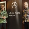Mercedes-Benz Business Luncheon: Memandang Positif Tahun 2018 Dengan Memperkenalkan Lebih Dari 10 Model Kendaraan Terbaru