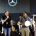 Mercedes-Benz E 350 e EQ Power memenangkan dua penghargaan 'Best Electric Vehicle' dan 'Best Sedan' pada ajang IIMS 2018
