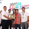 Telkom Craft Indonesia 2018 Resmi Ditutup, Catat Nilai Transaksi Lebih dari Rp 20,1 miliar