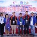 """""""Vaseline Healing Project"""" Bantu Perbaiki Kualitas Hidup Masyarakat Pengungsi Erupsi Gunung Sinabung di Desa Batukarang"""