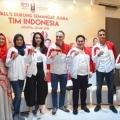 """Wall's Sebagai Official Partner Tim Indonesia Dukung """"Semangat Juara"""" Para Atlet dan Calon Atlet Harapan Bangsa"""