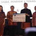 Launching SMA Pradita Dirgantara, PLN Berikan Bantuan Pendidikan Rp 2,76 M