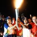 Telkomsel Sukseskan Pawai Obor Asian Games 2018 di Tanjung Bira Bulukumba
