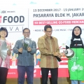 GO-FOOD Festival Dukung UMKM Kuliner Tingkatkan Skala Bisnis