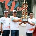 Jelang HUT ke-72, BNI Gelar Kompetisi Olahraga Rakyat
